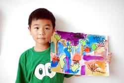 Jayson, 8 yrs old