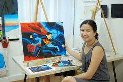 Utter Studio Superman by Jaclynn