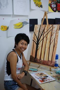 Utter Studio Forest by Rebecca