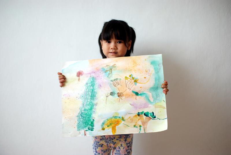 Elisha, 4 yrs old