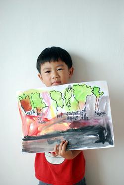 Glenn, 6 yrs old