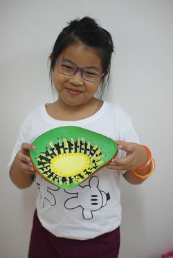Utter Studio Kiwi Bowl by YanTong 8