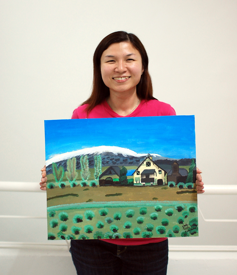 My Cabbage Farm by Wendy
