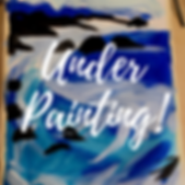under painting holiday workshops