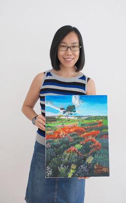 Utter Studio Landscape by Shao Ying