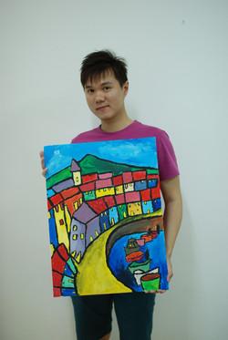 Utter Studio Colourful by Daniel