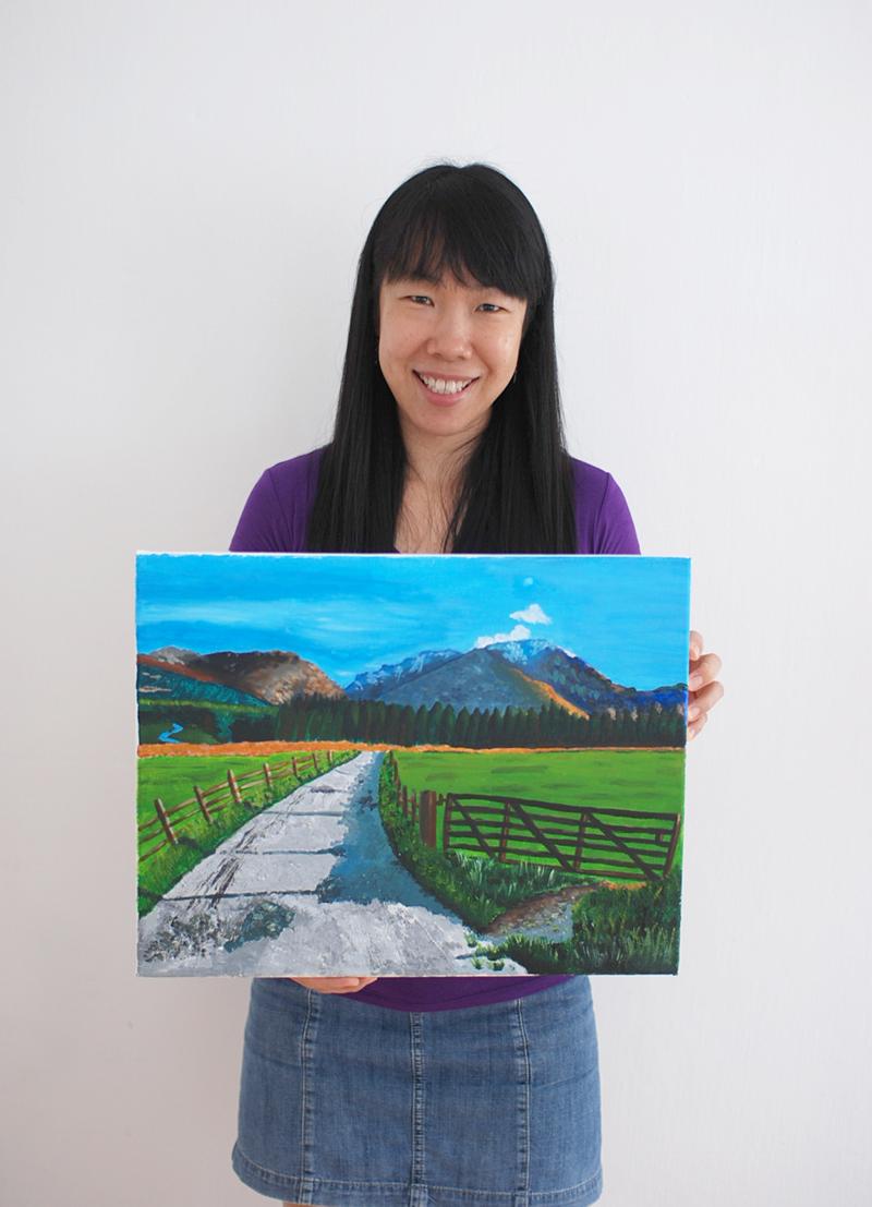 Utter Studio Landscape by Shao Suan