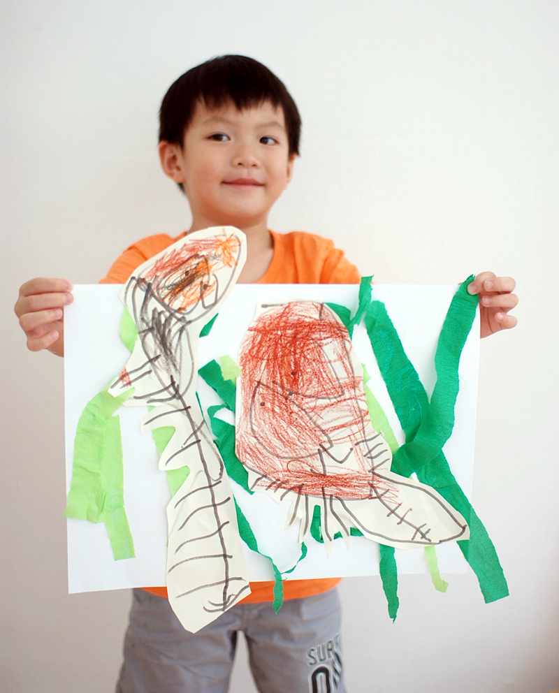 Tigers by Gavin, 3 years old.jpg