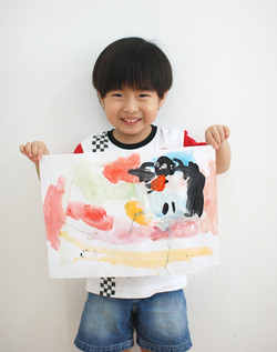Penguin by YiEn 3 yrs old