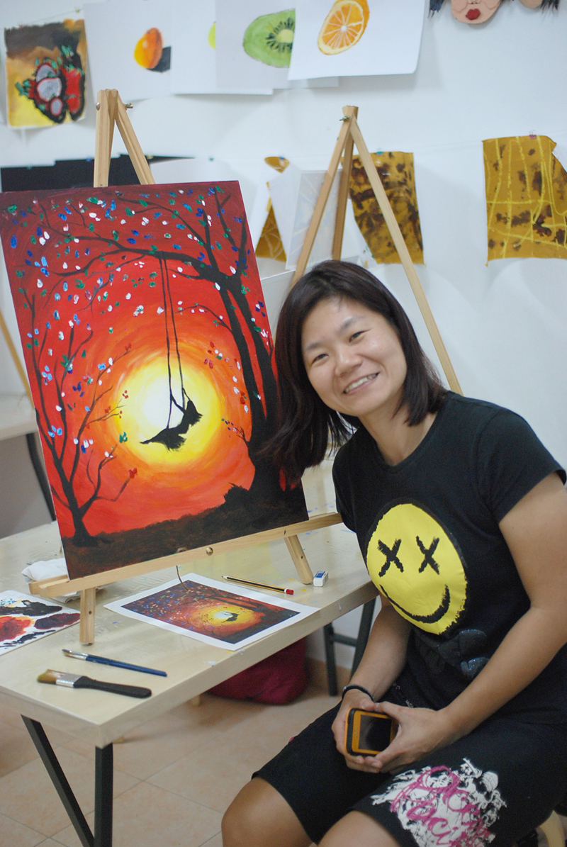 Utter Studio Swing by Joo Sin