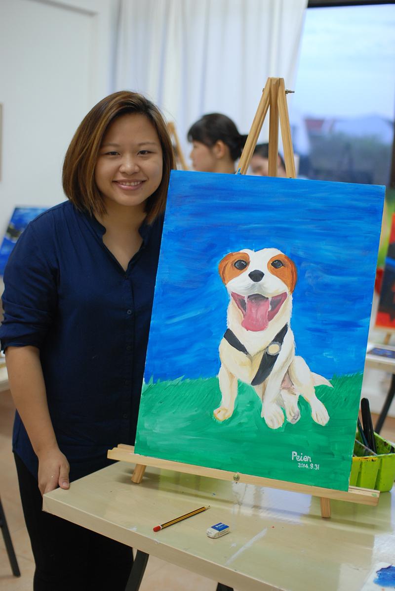 Utter Studio My Dog by Pei En