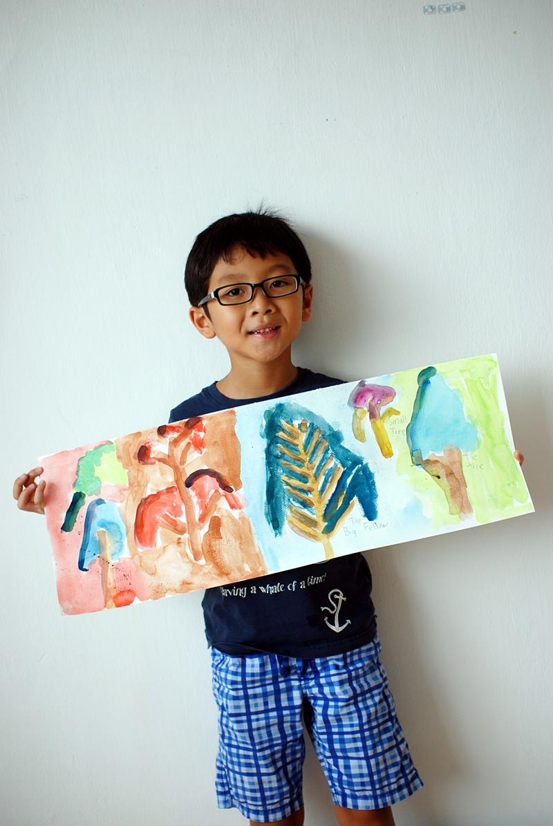 Joshua, 7 yrs old