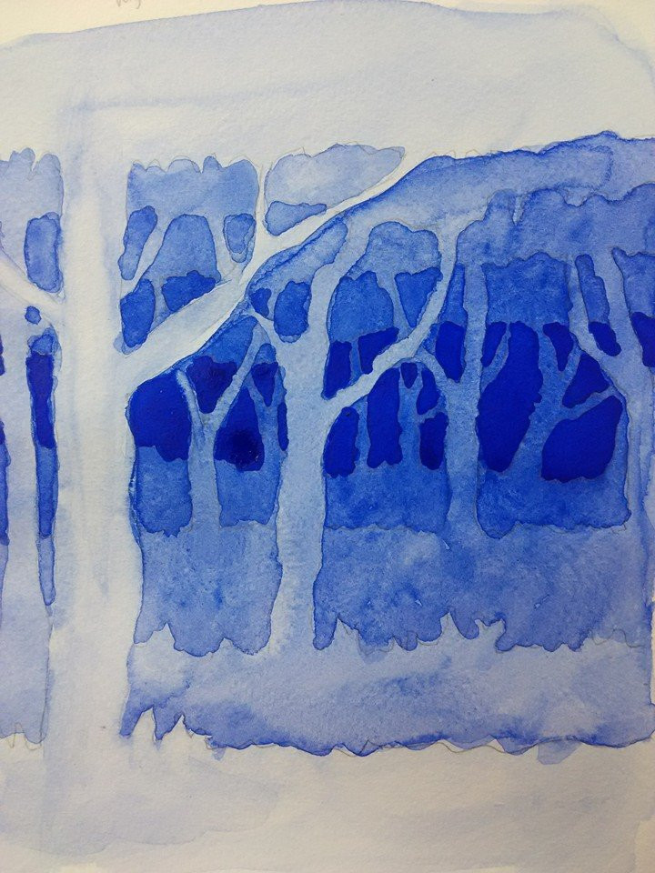 Into the woods watercolor painting2.jpg