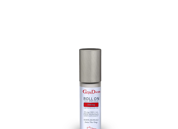 Soothing Serum Roll-On 350 mg Full Spectrum (0.33 FL OZ)