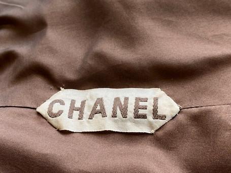 CHANEL Haute Couture Dress/1960-1975