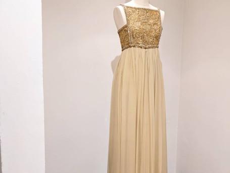 1973's Yves Saint Laurent Haute Couture.