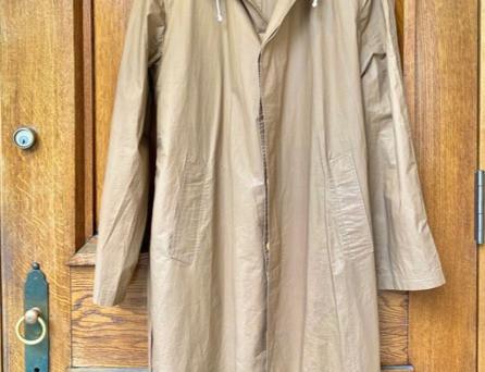 70s GUCCI  MEN'S RAIN COAT