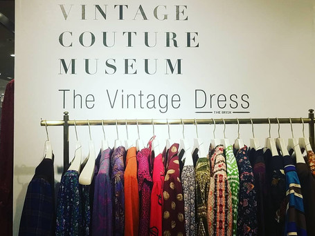 VINTAGE COUTURE MUSEUM.