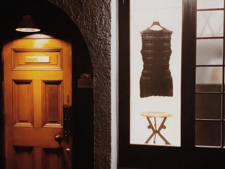 THE BRISK VINTAGE GALLERY.-ALAIA EXHIBITION -