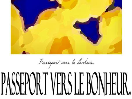 イヴ・サンローラン展 -Passeport vers le Bonheur-