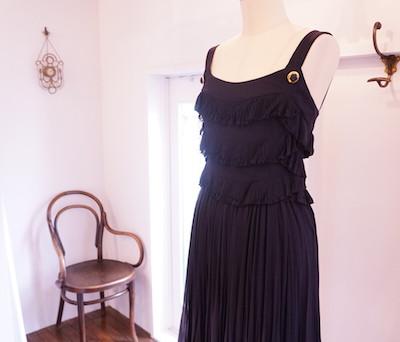 CHANEL Vintage Dress.