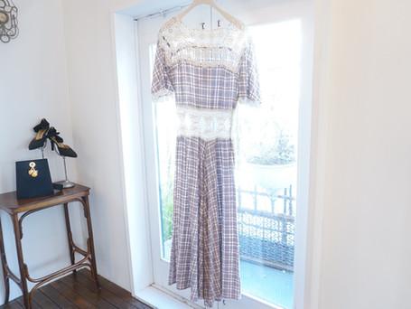 夏のおすすめヴィンテージドレス