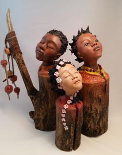 Trio of Dreamers