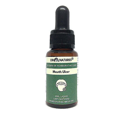 Mouth Ulcer Drops
