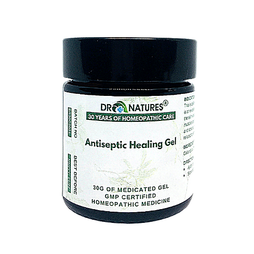 Antiseptic Healing Gel