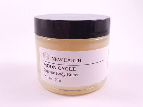 "Organic Body Butter ""Moon Cycle"""