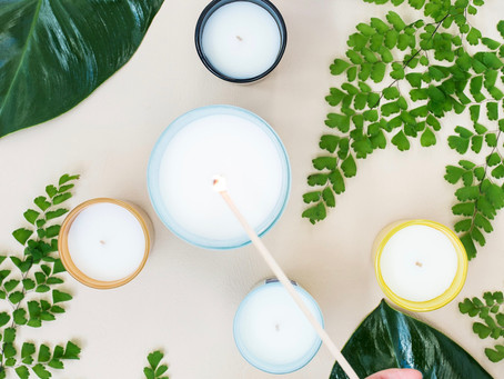 8 Reasons You Should Be Using Soy Candles Instead