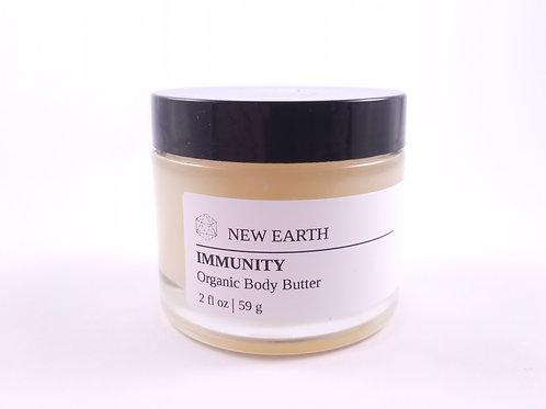 "Organic Body Butter ""Immunity"""