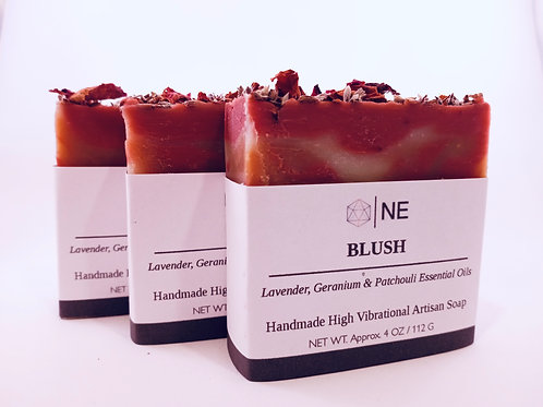 """Handcrafted Artisan Soap """"Blush"""""""