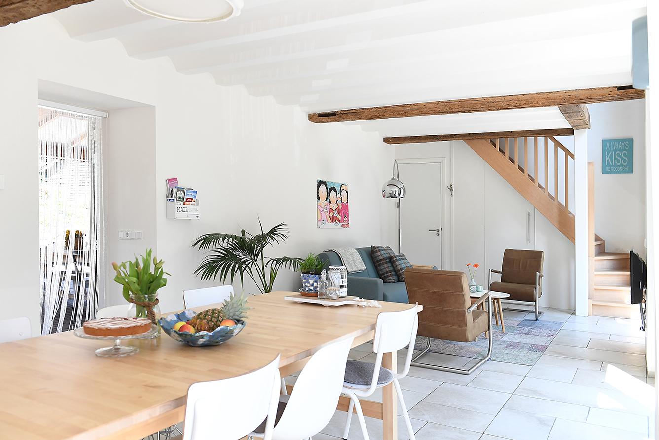 Keuken & living Koetshuis