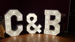 Light up C&B