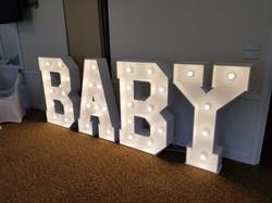 4ft light up Baby