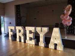 4ft light up Freya