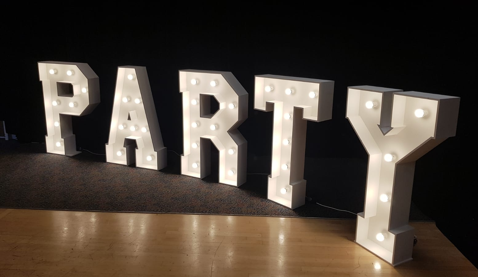 4ft light up Party