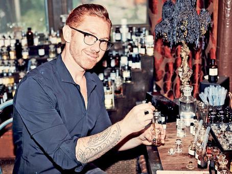 Meet Gwyneth Paltrow's perfume guru