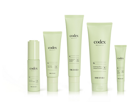 Codex Skincare Certified and Verified