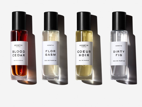 Sekhmet Ventures Grows It's Clean Beauty and Wellness Portfolio by Backing Fragrance Brand Heretic
