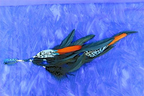 Feather Hair Clip 1038