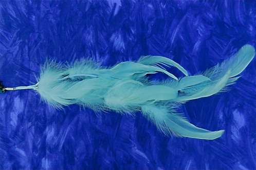 Feather Hair Clip 1022