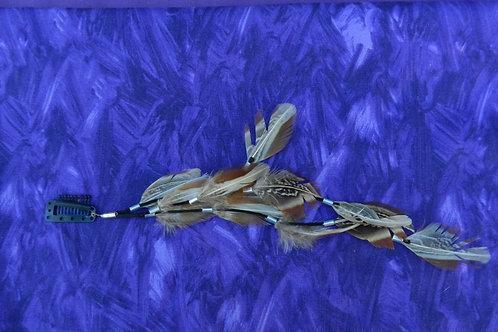 Feather Hair Clip 1045