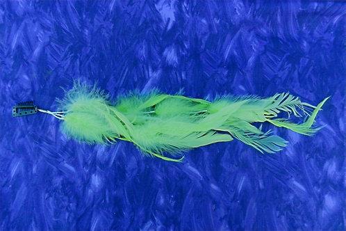 Feather Hair Clip 1037