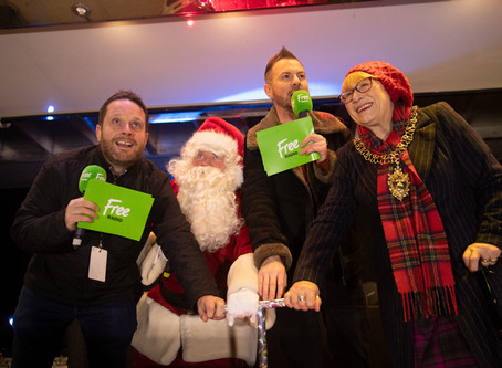 Coventry Christmas Light Switch On 2019