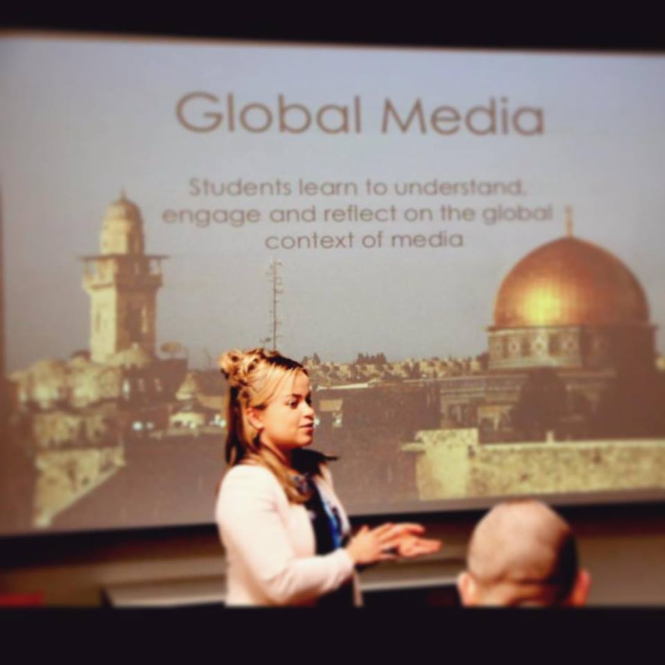 Esmé Spurling presents Global Media