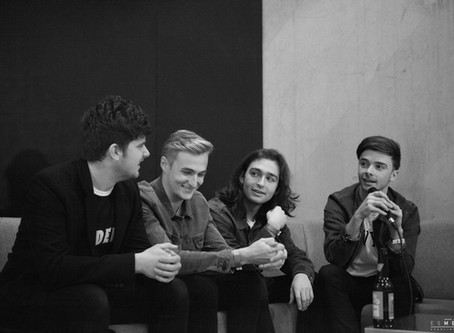 'Where do we go?' - Candid's first release of 2019 PLUS exclusive interview with the band
