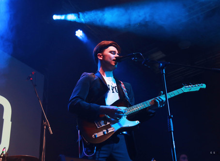 CANDID: Leading Coventry's Live Music scene