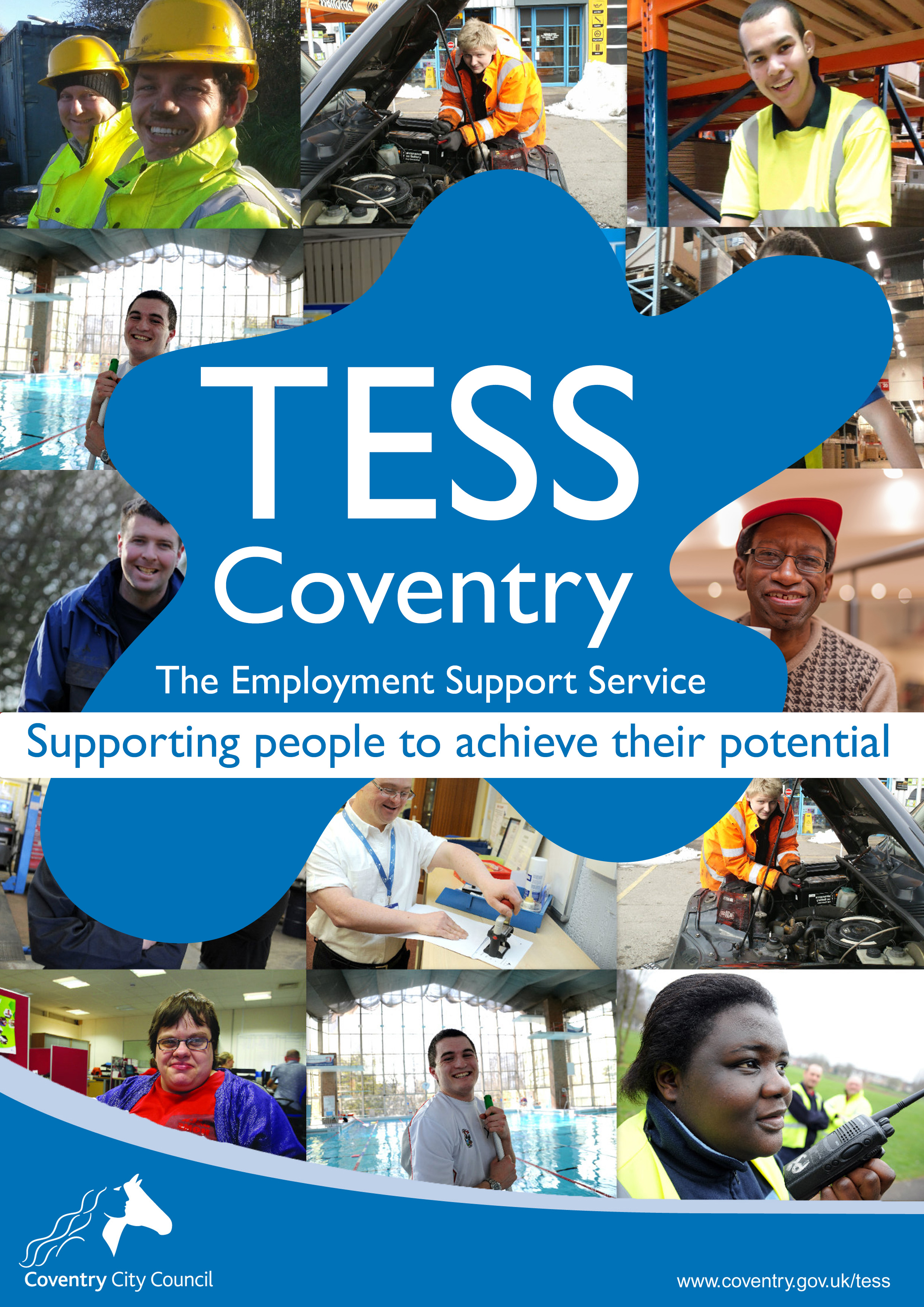 The Employment Support Service [TESS